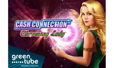 A charming slot adventure awaits in Cash Connection™ - Charming Lady™!