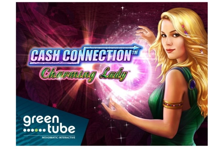 Cash Connection™ - Charming Lady™!