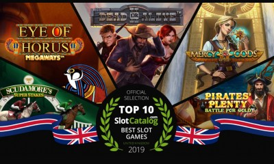 Dead Or Alive Revealed As Top Performing Slot Of 2019