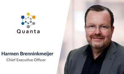 Harmen Brenninkmeijer appointed as Quanta CEO