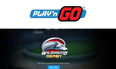Play'n GO are off to the Races with Wildhound Derby