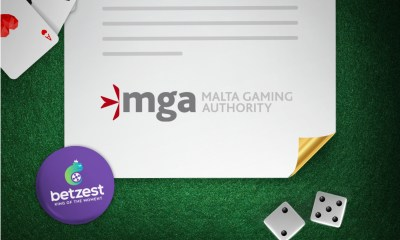 Online Sportsbook and Casino BETZEST™ goes live with MGA license