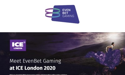 EvenBet Gaming to exhibit new LatAm Poker network at ICE London 2020