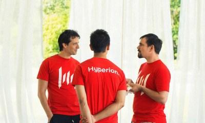 Ori Zilbershtein joins Hyperion Tech as Chief Business Development Officer