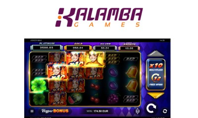 Kalamba Games' Joker MAX maximises win potential