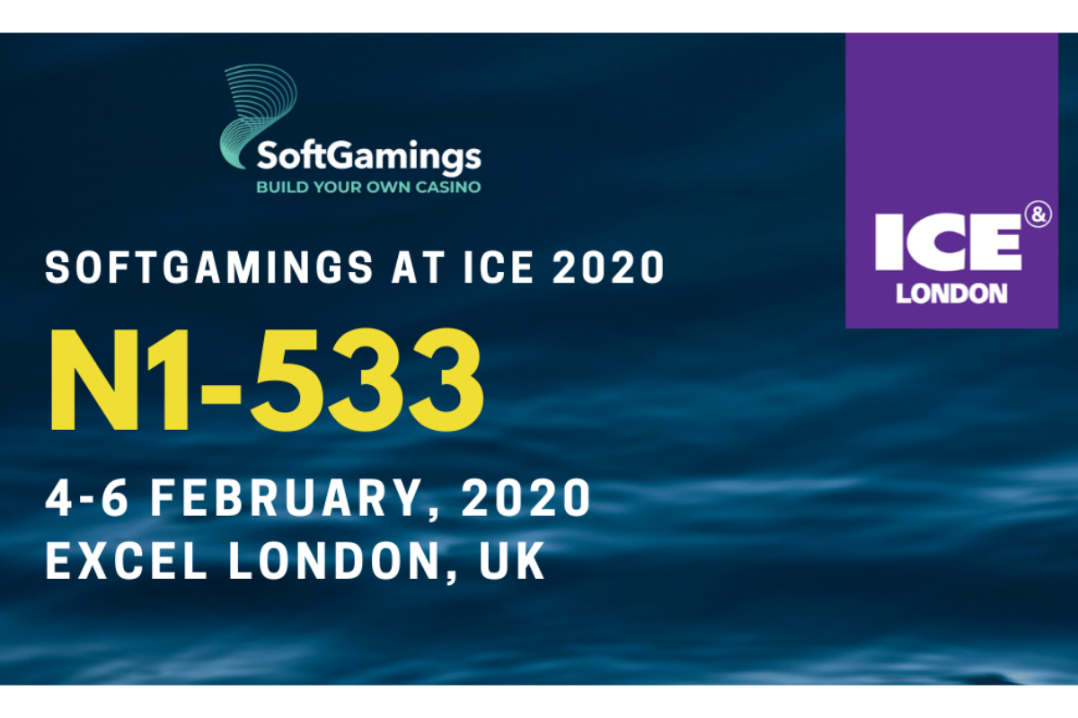 SoftGamings to Present Its Platform and Solutions at ICE London