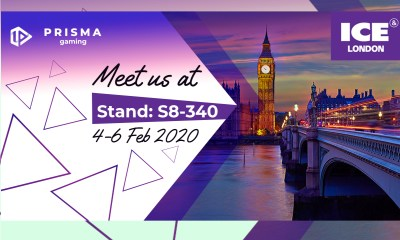 Prisma Gaming get ready to 'take over the industry' at ICE London