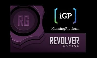 Revolver Gaming seals iGaming Platform partnership