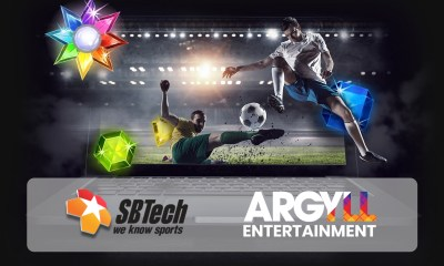 SBTech agrees five-year sportsbook platform extension with Argyll Entertainment