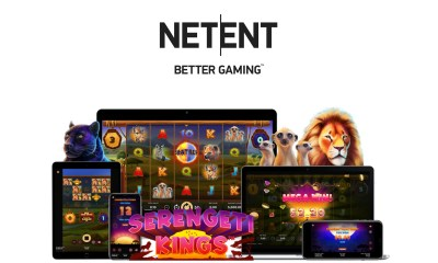 NetEnt takes to the plains of Africa in Serengeti Kings™