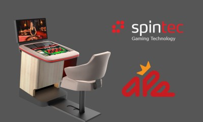 Spintec Aura Stand-alone Virtual Multigame Solution Debuts on VIP Gaming Floor at Studio City Macau