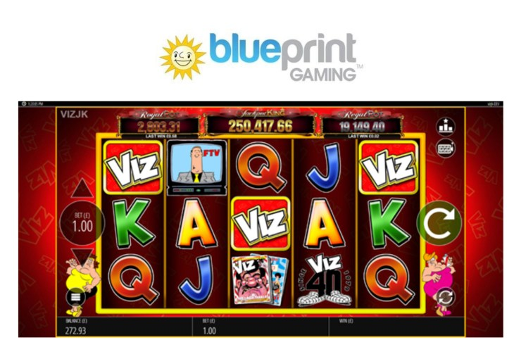 Blueprint's enhanced Viz™ slot launches exclusively with Paddy Power Betfair