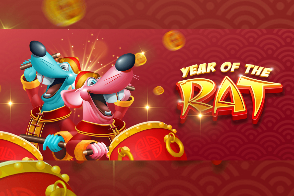 Genesis Games launches Year of the Rat for 2020's Lunar New Year that packs with limitless multiplier free spins