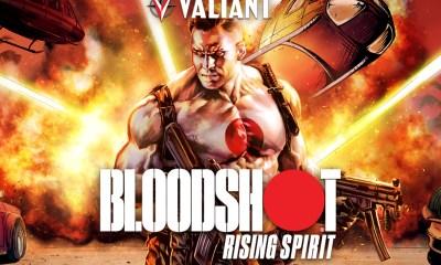 'Bloodshot: Rising Spirit' Joins Pariplay Lineup