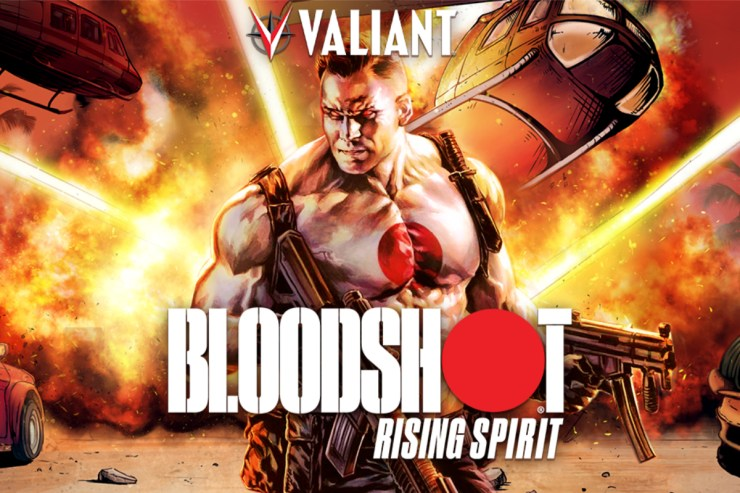 'Bloodshot: Rising Spirit' Joins Pariplay Lineup