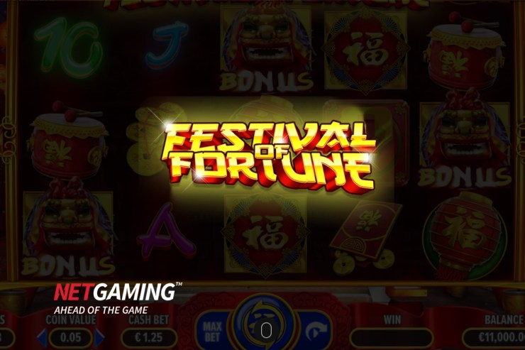NetGaming - Festival of Fortune