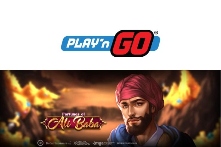 Play'n GO - Ali Baba