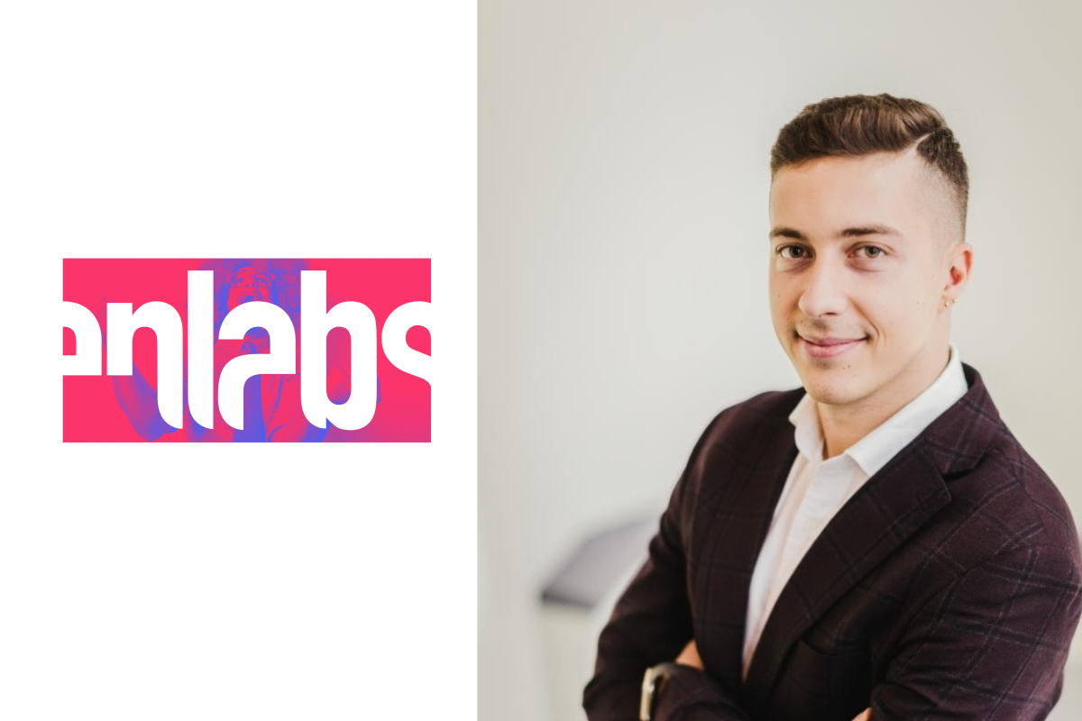 Enlabs Appoints George Ustinov as new CEO