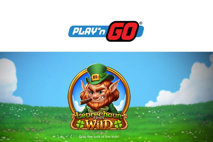 Play'n GO Strike it Lucky with Leprechaun Goes Wild