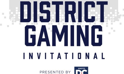 Wizards District Gaming to Host District Gaming Invitational Presented by Events DC