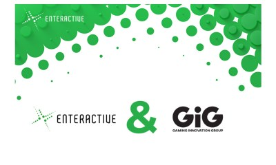 Enteractive expands partnership with Gaming Innovation Group to integrate three flagship brands into (Re)Activation Cloud®