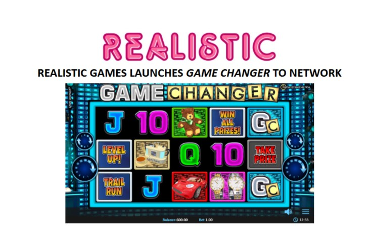 Realistic Games Launches Game Changer