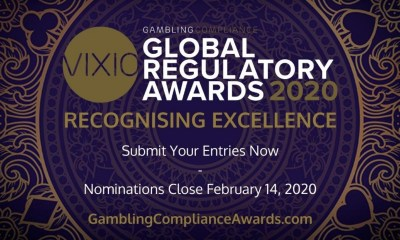 Deadline approaching for Global Regulatory Awards 2020 submissions