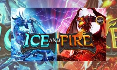 Pragmatic - ice and fire slot