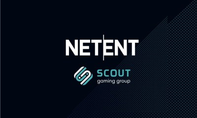 Scout Gaming enters into an agreement with NetEnt