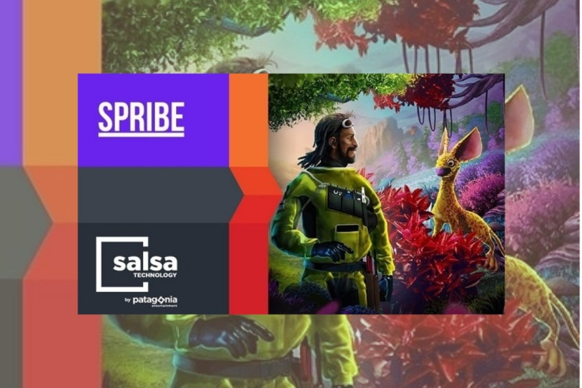 Salsa Technology signs Spribe content deal