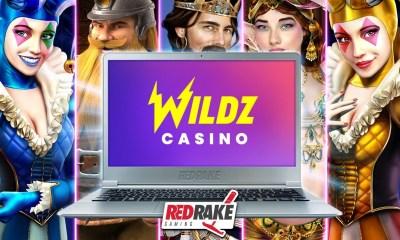 Red Rake Gaming releases on Wildz Online Casino