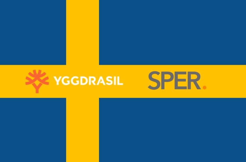 Yggdrasil joins Swedish Gambling Association (SPER)