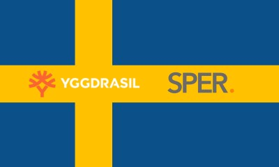 Yggdrasil joins Swedish Gambling Association (SPER)