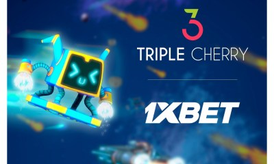 Triple Cherry scores significant content partnership with 1xBet
