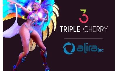 Integration of Triple Cherry's games in Alira