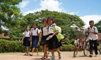 BBIN and TGB Charity Support Educational Charity Projects in Cambodia