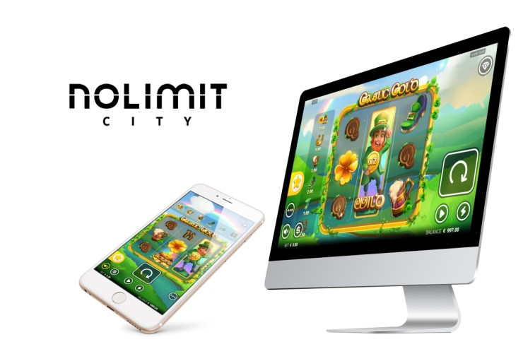 Nolimit City'- Gaelic Gold, a charmingly magical slot