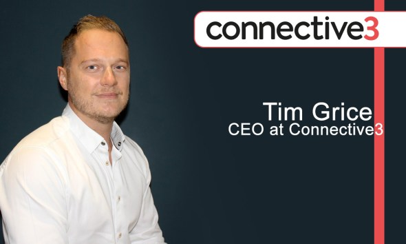 Exclusive Q&A with Tim Grice, CEO of Connective3