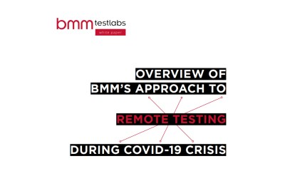 A Message from BMM's CEO Martin Storm Regarding COVID-19