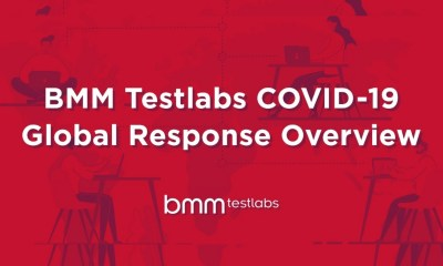 BMM Testlabs COVID-19 Global Response Overview