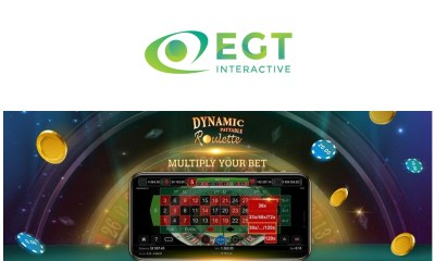 EGT Interactive launches new iGaming roulette experience