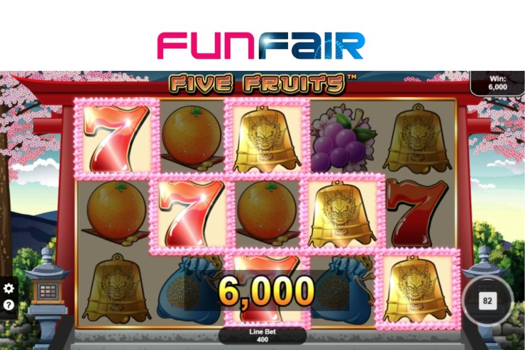 Blockchain gaming just got better, FunFair launches new 3rd-party title