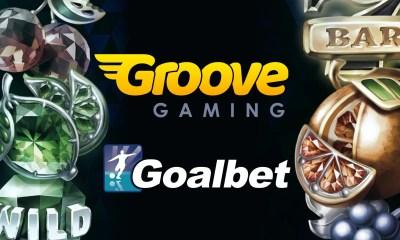 Press Release GOLDBET-Groovegaming