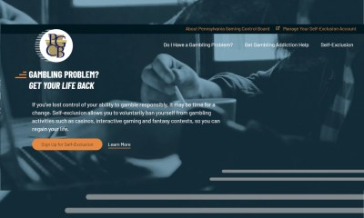 Pennsylvania Gaming Control Board Launches New Problem Gambling Website