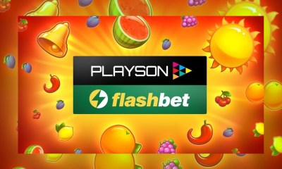 Flashbet Expands Casino Offering With Playson Portfolio