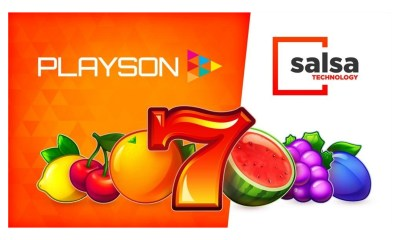 Salsa Technology powers up portfolio with Playson partnership