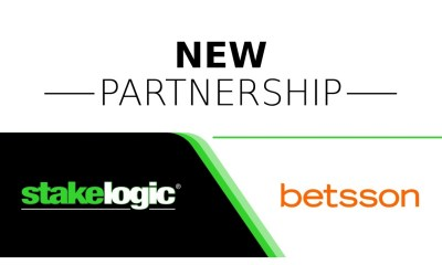 Stakelogic slots launch across Betsson brands