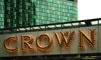 Blackstone Group Buys 9.99% Stake in Crown Resorts