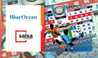 BlueOcean welcomes Salsa Technology's Video Bingos aboard its Gamehub