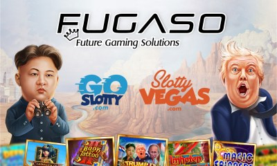 Fugaso take it to the max with Max Entertainment
